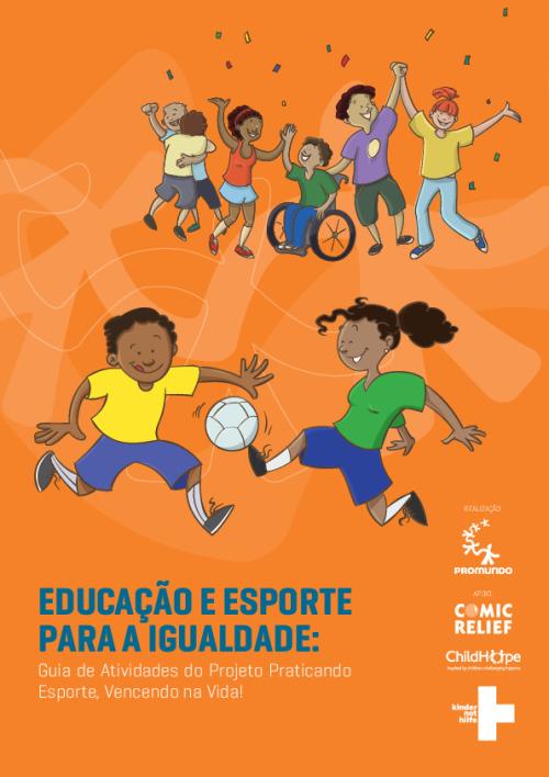 Educacao e esporte para a igualdade