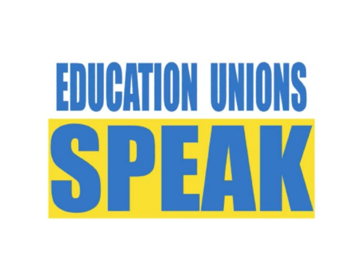 Education Unions Speak!