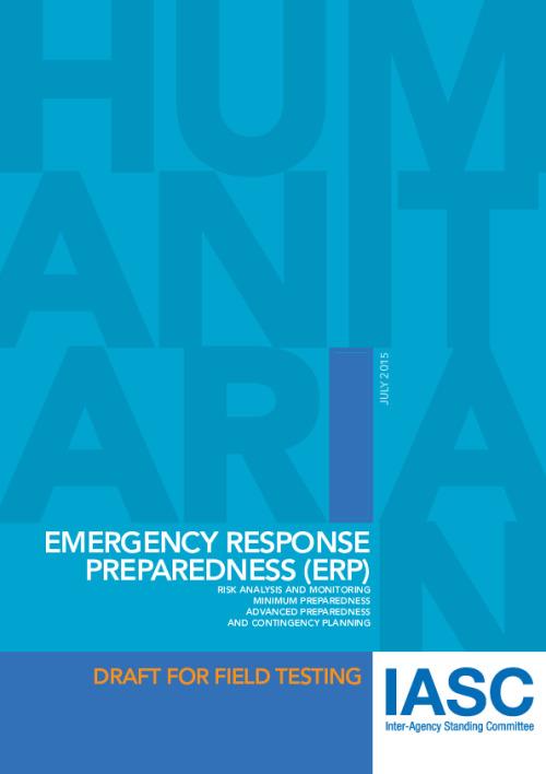 IASC Emergency Response Preparedness