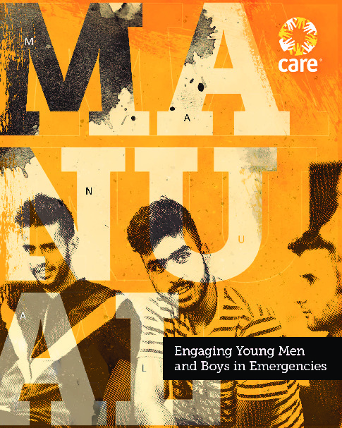 Manual for Engaging Boys and Young Men in Emergencies