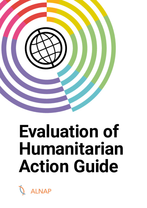 Evaluation of Humanitarian Action Guide