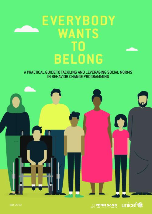 Everybody wants to belong