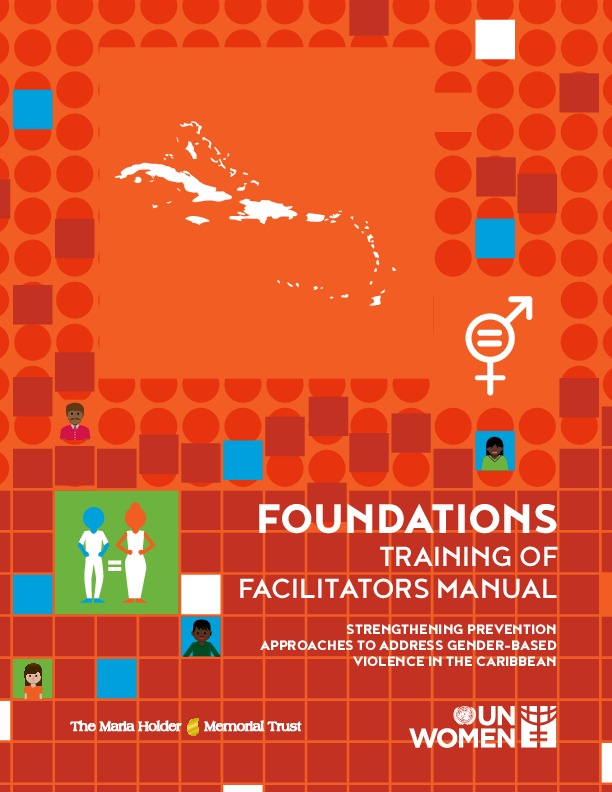 Foundations - training of facilitators manual