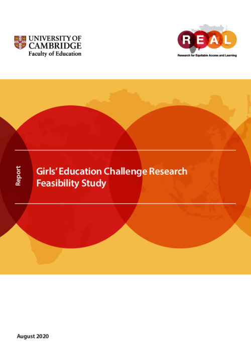 Girls' Education Challenge Research Feasibility Study