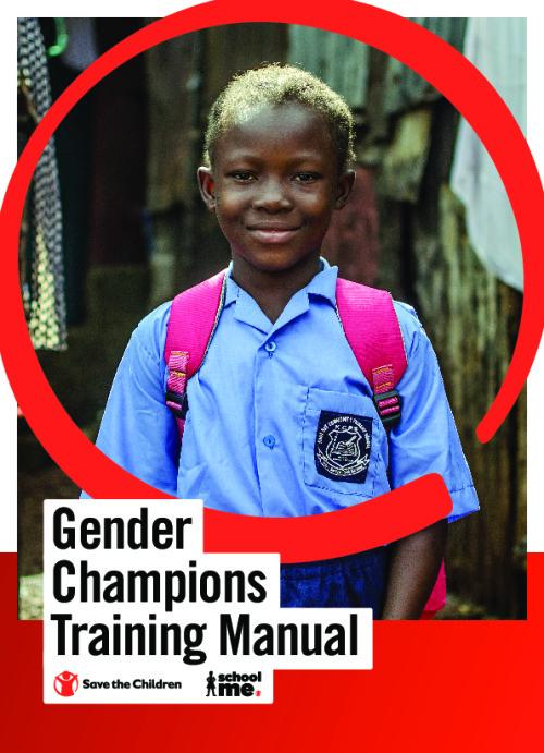 GenderChampionsTraining Manual