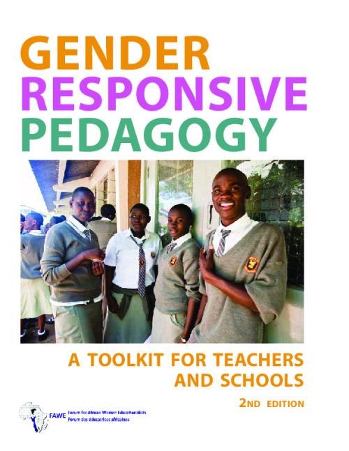 Gender-Responsive Pedagogy Toolkit for Teachers and Schools