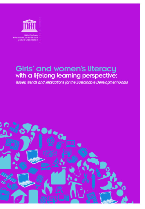 Girls' and women's literacy with a lifelong learning perspective
