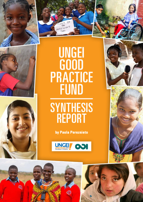 UNGEI Good Practice Fund