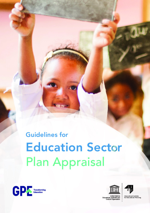 Guidelines for education sector plan appraisal