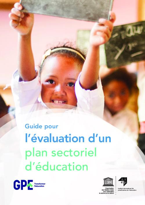 Guide pourl'évaluation d'unplan sectorield'éducation