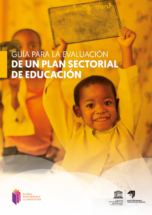 Guia para la evaluacion de un plan sectorial de education
