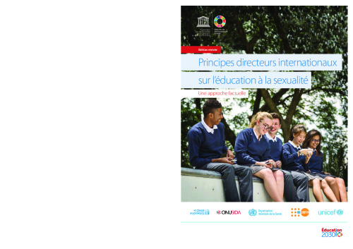 Principes directeurs internationaux sur l'éducation à la sexualité