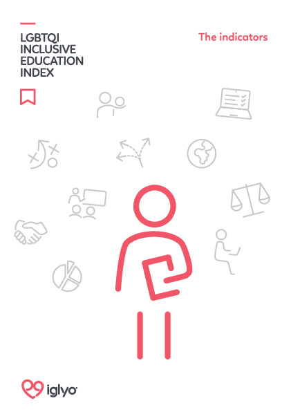 LGBTQI inclusive education index