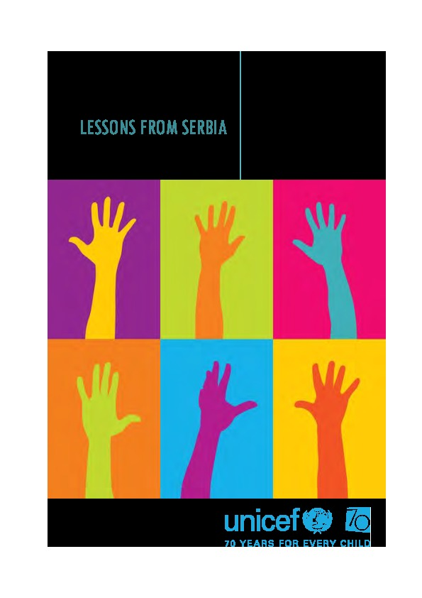 Lessons from Serbia