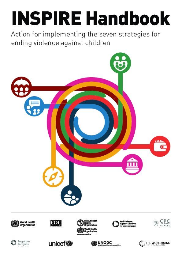 Manual INSPIRE: Medidas destinadas a implementar las siete estrategias para poner fin a la violencia contra los niños