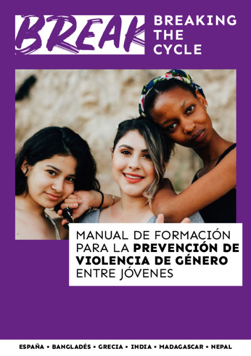 Manual de formación para la prevención de violencia de género entre jóvenes