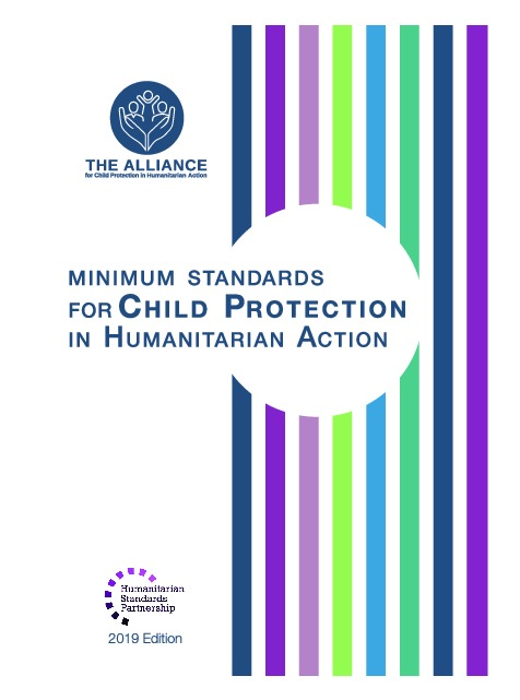 Minimum Standards for Child Protection in Humanitarian Action