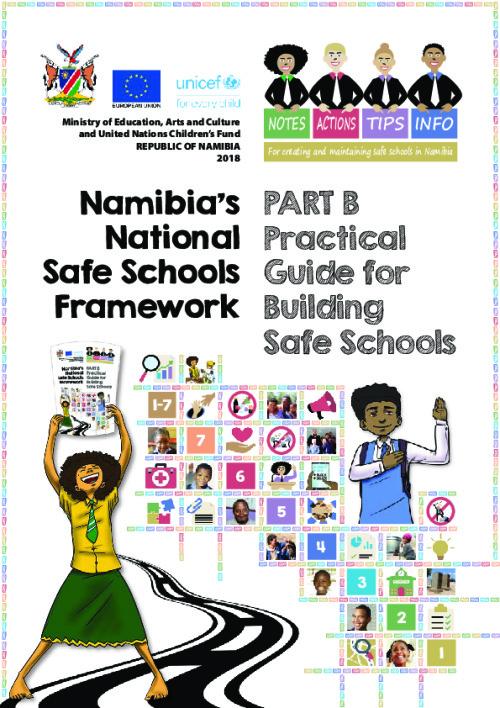 Namibia's National Safe Schools Framework: PART B