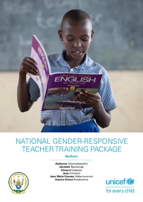 National Gender Responsive Teacher Training Package