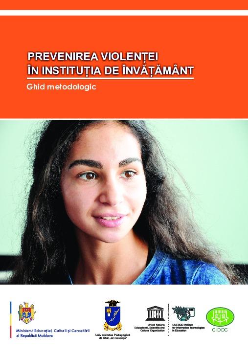 Prevenirea violenței în instituția de învățământ
