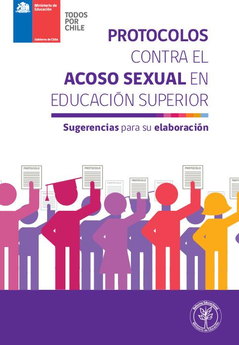 Protocolos contra el acoso sexual en educacion superior