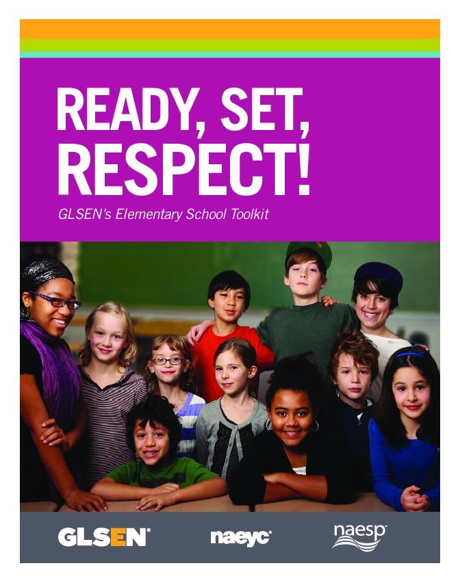 Ready, set, respect!