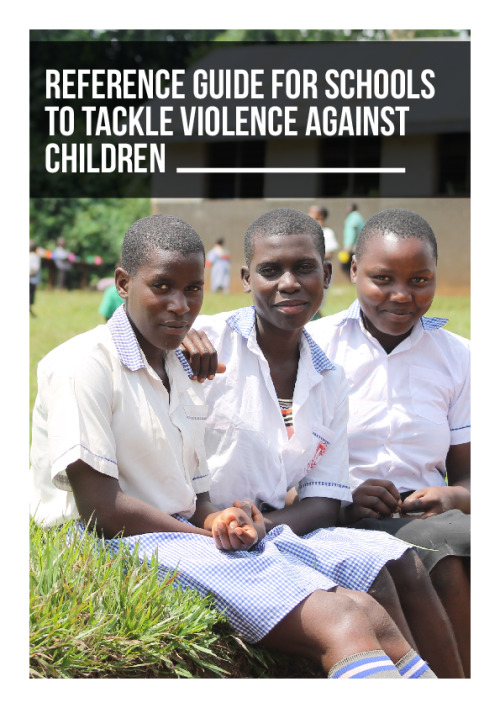 Reference Guide for Schools to Tackle Violence Against Children