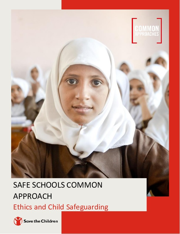 Safe Schools Common Approach