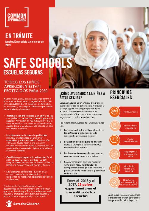 Safe Schools: Escualeas seguras