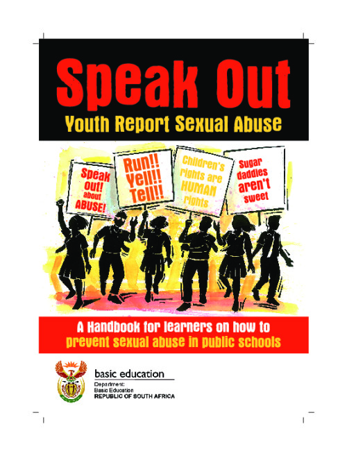 Speak Out: Youth report sexual abuse