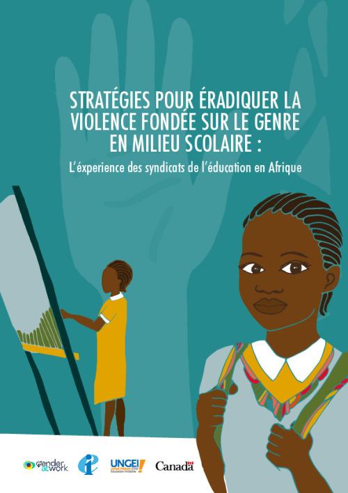 Stratégies pour éradiquer la violence fondée sur le genre en milieu scolaire