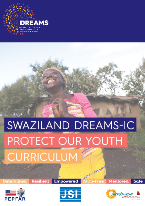 Swaziland Dreams-IC: Protect our youth curriculum