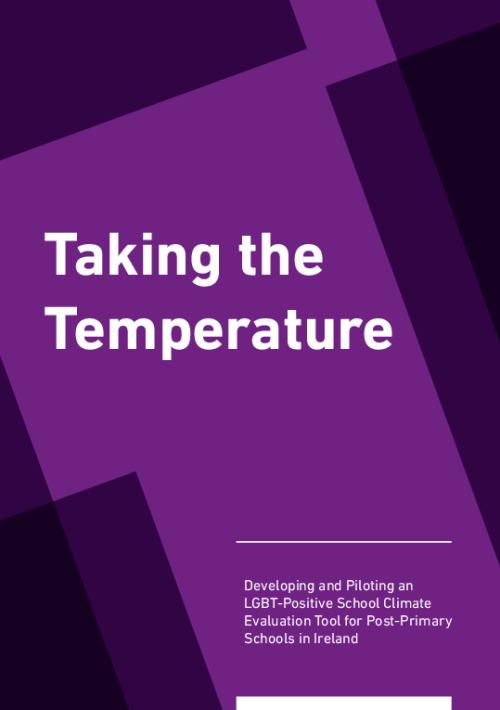 Taking the temperature