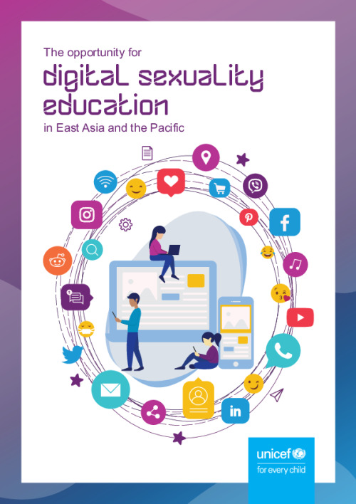 The Opportunity for Digital Sexuality Education in East Asia and the Pacific
