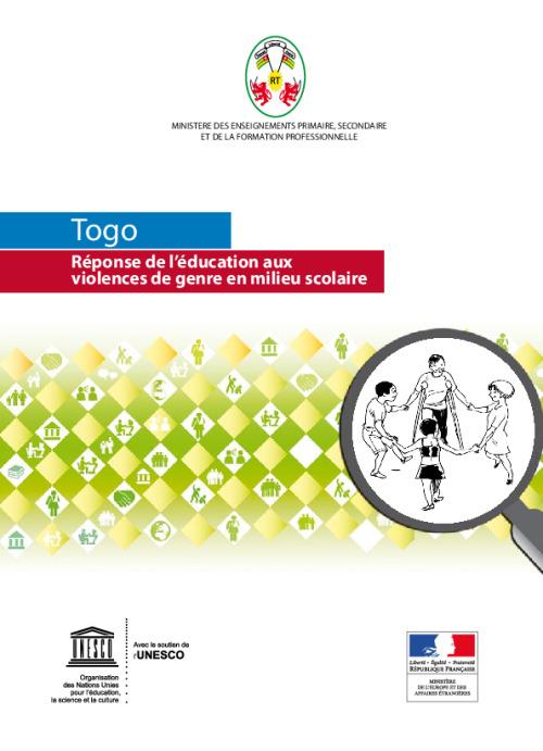 Réponse de l'éducation aux violences de genre en milieu scolaire: Togo