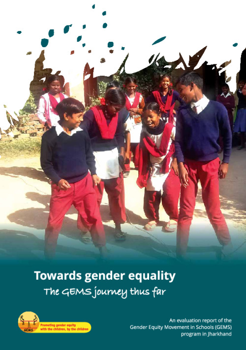 Towards gender equality