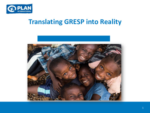Translating gender-responsive education sector planning into reality