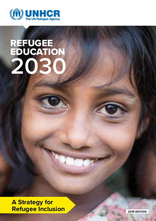 UNHCR Refugee Education: A Strategy for Refugee Inclusion
