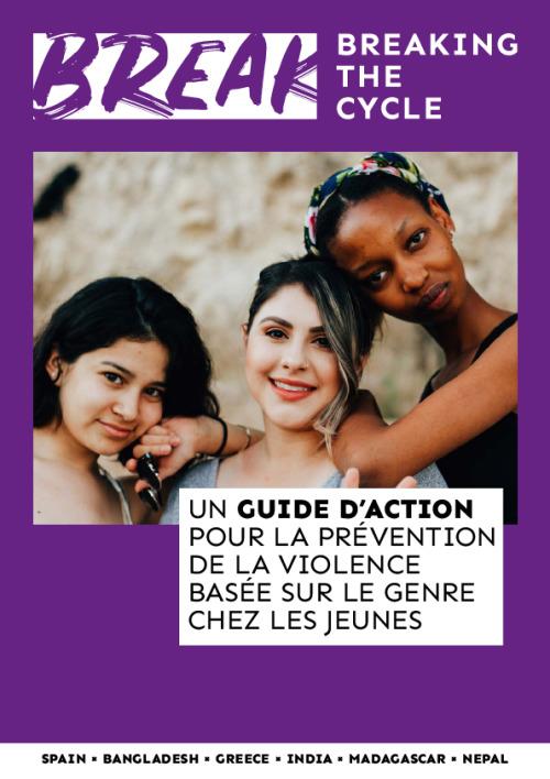 Un guide d'action pour la prévention de la Violence Basée sur le Genre chez les jeunes