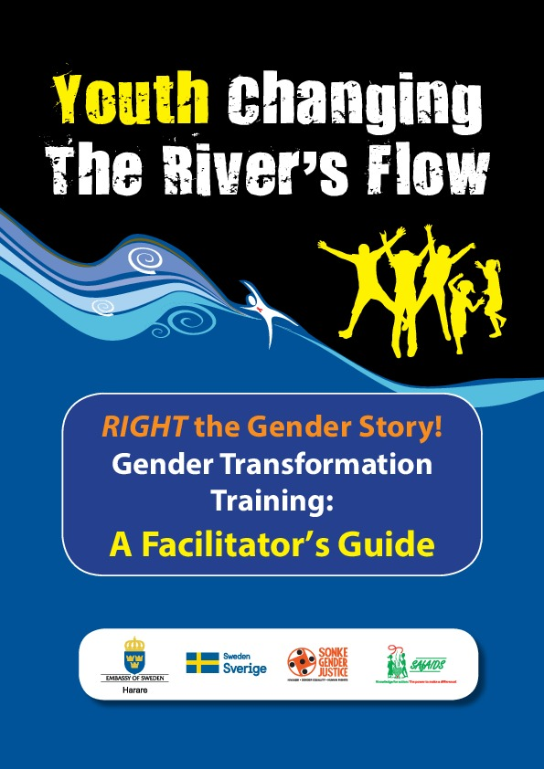 Youth Changing the River's Flow
